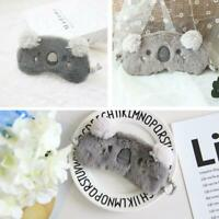 Satin Sleeping Masks Animal Eye Masks Koala