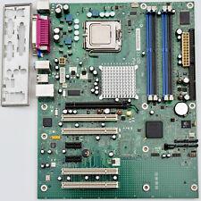 New listing Intel D915Gav Lga775 Motherboard Ddr2 Atx Sata 915G C64134-600 + Celeron 336
