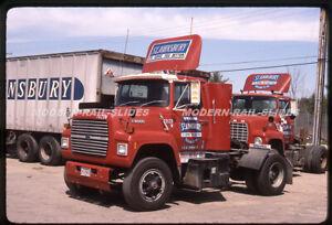 Original slide: Semi-truck tractor: St. Johnsbury 7929 FORD L9000