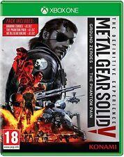 Metal Gear Solid V la experiencia definitiva (Xbox One)