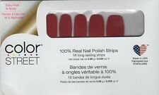 CS Nail Color Strips Munich Mulberry 100% Nail Polish - USA Made!