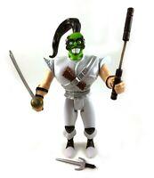 Ninja Mask Vintage Toy Island Animated Series Action Figure 1997 90s Jim Carrey