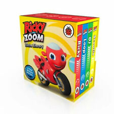 NEW Ricky Zoom Little Library By Ricky Zoom Board Book Free Shipping