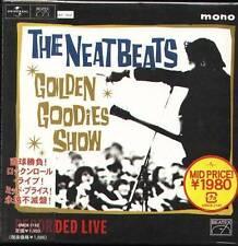 THE NEATBEATS - GOLDEN GOODIES SHOW - Japan CD - NEW J-POP