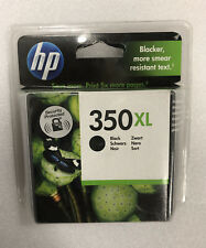 HP 350XL Ink Cartridge, Black, 100% Genuine, Official, Ex Display, Free P&P!