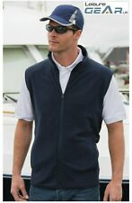 Mens Microfleece Gilet Bodywarmer Sleeveless Fleece Jacket Vest Body Warmer