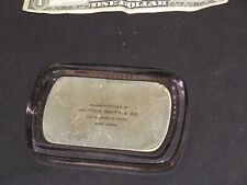 Antique Paper Weight Glass Photo ASHLAND OHIO Church (p47)