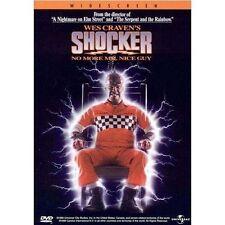 Shocker DVD in original case w/ insert great shape