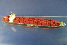 "BILLE Schiff 1:1250 LIB. Containerschiff "" DSR-SENATOR "" BI 96 ORIGINAL"