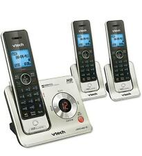 Vtech LS6425 DECT6.0 Digital Expandable 4 FOUR Handsets Cordless Phone HD Audio
