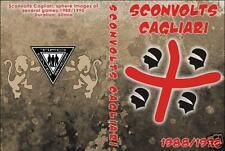ULTRAS DVD , SCONVOLTS CAGLIARI COMPILATION 1988/1990