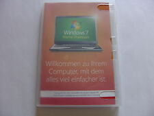 Microsoft Windows 7 Home Premium 32 Bit Vollversion Deutsch GFC-00568