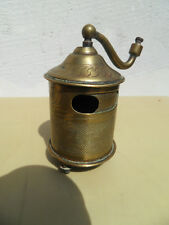 Moulin a cafe poivre kaffeemuhle vintage copper coffee grinder collection