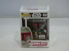 FUNKO POP!  102 BOBA FETT STAR WARS SMUGGLERS BOUNTY EXCLUSIVE    VINYL FIGURE
