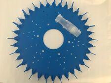 Pool Cleaner Zodiac Baracuda G2 G3 G4 Finned Seal/Disc & Diaphragm W69698