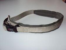 Wolters Nylonhalsband Hundehalsband m. Neopren-Polsterung lindgrün 43-50cm/20mm