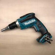 Makita XSF03Z 18 V Destornillador Inalámbrico Blushless Drywall Tornillo pistola unidad de empuje