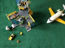 Playmobil Flughafen/ Airport 3186 mit Bauanleitung + Zubehör