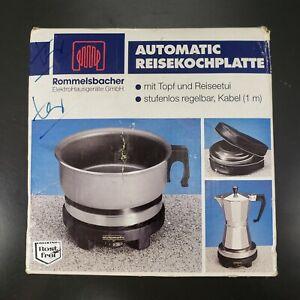 Rommelsbacher Travel Hot Plate  RK 501/S