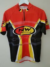Maillot ciclismo mtb northwave talla l-xl nos vintage