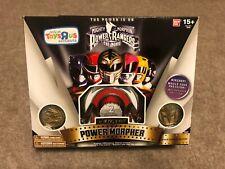 Power Rangers: The Movie: White Ranger Legacy Morpher Brand New/Sealed