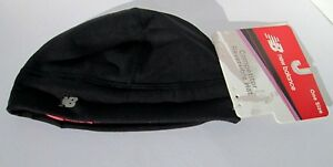New Balance Competitor Sports Running Hike One Size Reversible Black Cap Hat NWT