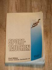Axel Stibbe  Sport - Tauchen VDST