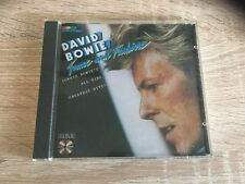 David Bowie Fame And Fashion CD1984  RCA PD84919  German Album Withdrawn RARE