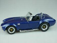 Kyosho Modellauto 1/18 Shelby Cobra 427 1964 bluemetal diecast model 113515