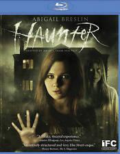 Haunter (Blu-ray Used Like New) BLU-RAY FREE SHIPPING!