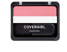 COVERGIRL Cheekers Blendable Powder Blush Plumberry Glow 140 .12 oz