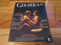 NOVEMBER 1978 GNOSTICA ESOTERIC KNOWLEDGE FOR THE NEW AGE MAGAZINE-VOL 6 NO 5