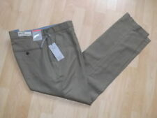 Marks and Spencer Flat Front 36L Trousers for Men