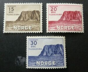 Norway 1943 North Cape  (MNH)