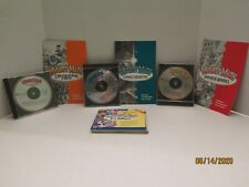 Edmark Mighty Math Lot - Zoo Zillions, Number Heroes, Cosmic Geometry, Calculati