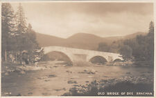 Old Bridge Of Dee, BRAEMAR, Aberdeenshire - Bissett RP