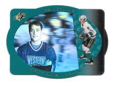 1996-97 Upper Deck SPX 16 Card Lot - Selanne Bure Bourque Modano Neely Lindros