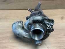 PEUGEOT 308 MK2 2015 1.6 HDI DIESEL TURBO CHARGER 9804119380      #1A