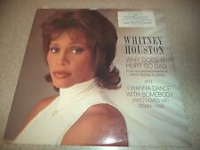 "WHITNEY HOUSTON Why Does It Hurt So Bad 1996 12"" Vinyl Maxi-Single NEW R&B Soul"