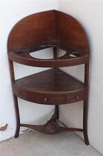 Mahogany Regency Antique Furniture Stands