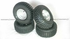 Set (x4) XXL off road tire / tyre and rim 16x8.00-7 Go kart buggy