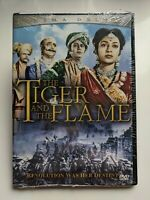 TIGER AND THE FLAME (DVD, 2005, Cinema Deluxe) Jhansi Ki Rani
