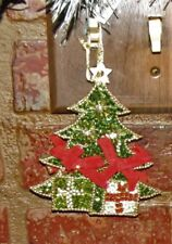 Pier 1 Imports Beaded Christmas Tree  Ornament NWTS