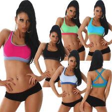 Abbigliamento sportivo da donna taglia 36 in poliammide