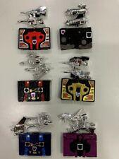 Transformers G1 Decepticons cassette ravage rumble ratbat frenzy laserbeak buzz