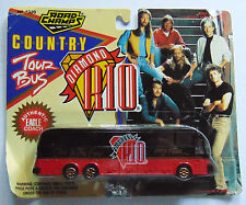 Road Champs DIAMOND RIO  - Country Tour Bus 1:76 - 1993 - New