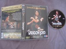 Dragon lord de Jackie Chan avec Chen Hui Min, DVD, Kung-Fu