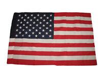 28x40 US USA AMERICAN FLAG POLE SLEEVE HEM BANNER POCKET 2.5 x 4 Feet