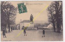 CPA 89000 AUXERRE Statue & Boulevard Davoust animée Enfants Edit VANNESSON 1912