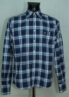 MENS JACK WILLS SHIRT LONG SLEEVE COTTON SIZE M EXCL